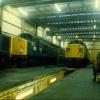 Trip 137 - Manchester and Preston. 30/05/81