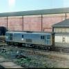 Trip 188 - Southern. 16-17/06/84