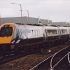 Trip 383 Class 222 Meridan